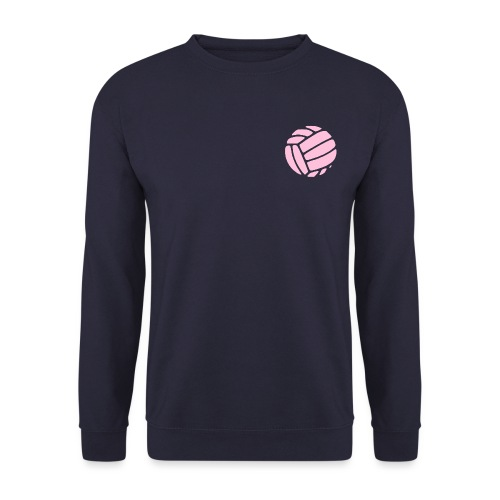 ball logo 500 png - Men's Sweatshirt