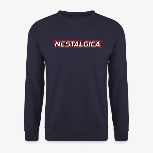 Nestalgica Logo - Unisex Sweatshirt