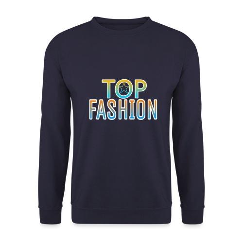 Top Fashion - Sudadera hombre