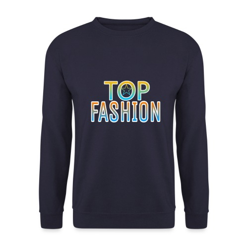 Top Fashion - Sudadera unisex