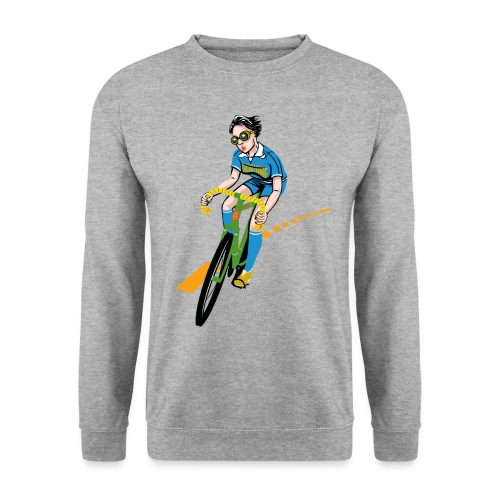 The Bicycle Girl - Männer Pullover