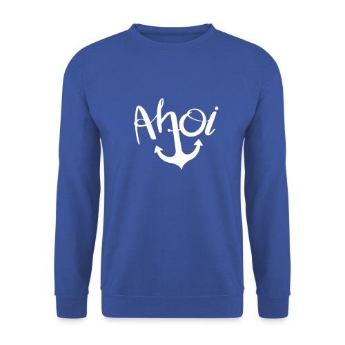 Ahoi Anker Geschenk - Unisex Pullover