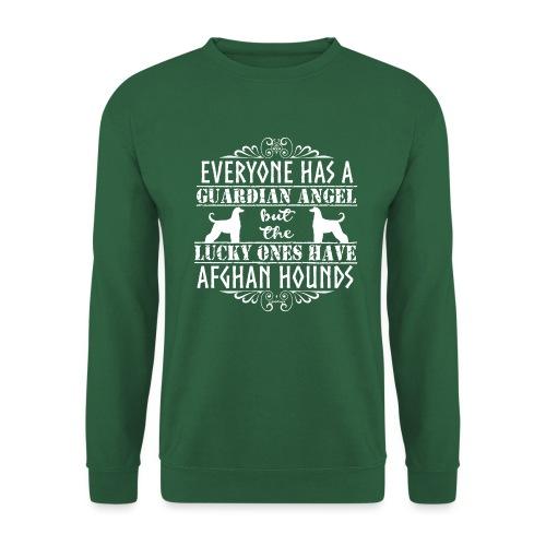 Afghan Hound Angels 2 - Unisex Sweatshirt