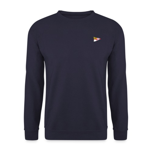 ROYC Logo 3 Farb Dunkel SIMPLE - Unisex Pullover
