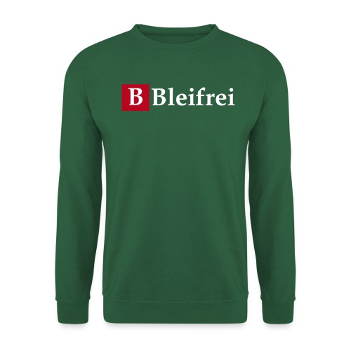 bleifrei - Unisex Pullover