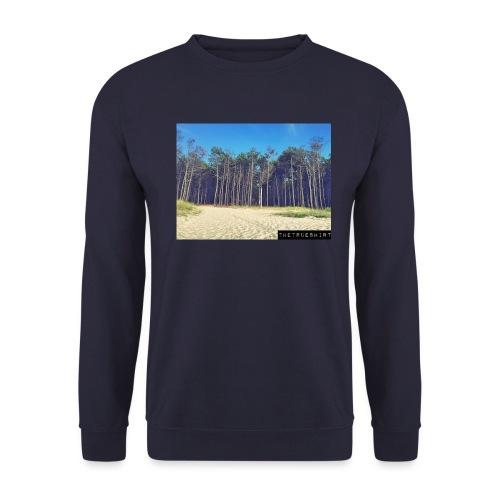 Plage de la Lagune - Sweat-shirt Unisexe