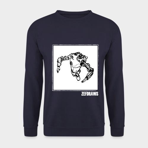 navy design - Unisex Sweatshirt