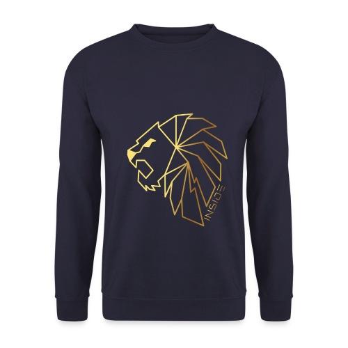 Löwe, Lion Inside - Männer Pullover