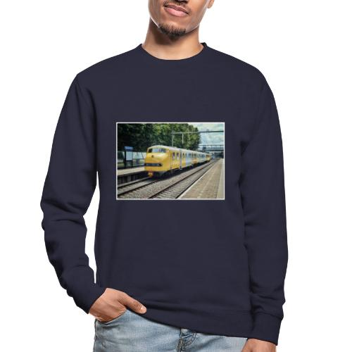 Museumtrein in Breda Prinsenbeek. - Unisex sweater
