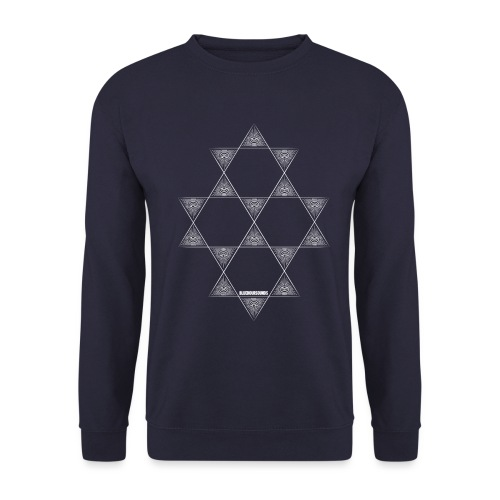 BHS LOGO_pattern-12 - Men's Sweatshirt