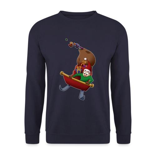 Davincstyle slee achtbaan - Unisex sweater