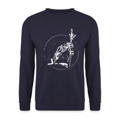 Ros Beiaard - wit - Dendermonde - Sweat-shirt Unisexe