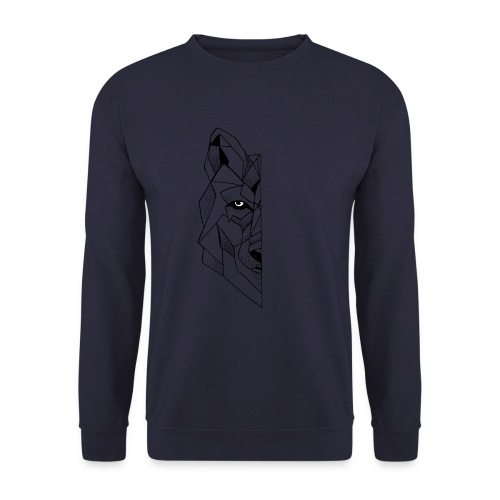 Geo-Wolf - Unisex sweater