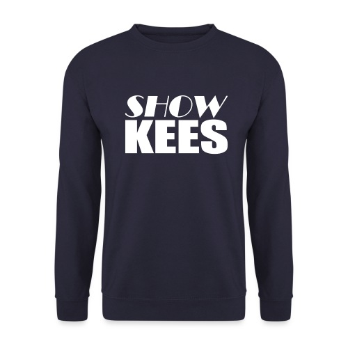 SHOWkees png - Mannen sweater