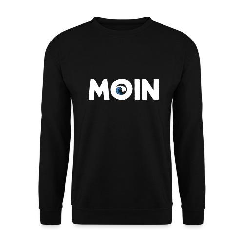 Moin Welle Ahoi Meer maritim Geschenk - Männer Pullover