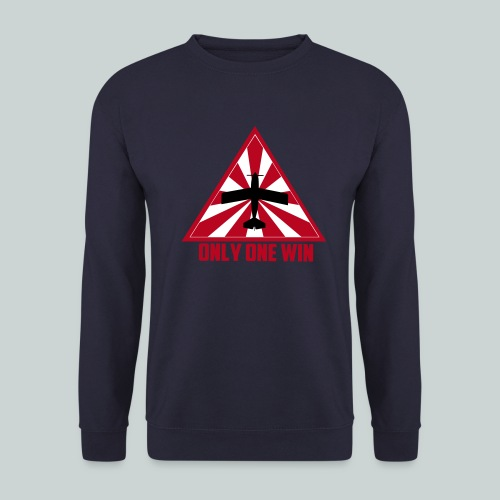 Ace triangle 16 bis - Sweat-shirt Unisexe