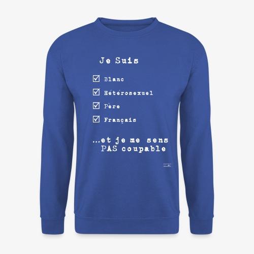 IDENTITAS Homme - Sweat-shirt Unisexe