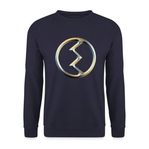 Logo ADN 2016 Plutonium - Sweat-shirt Homme