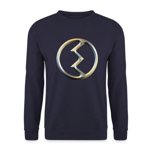 Logo ADN 2016 Plutonium - Sweat-shirt Unisexe