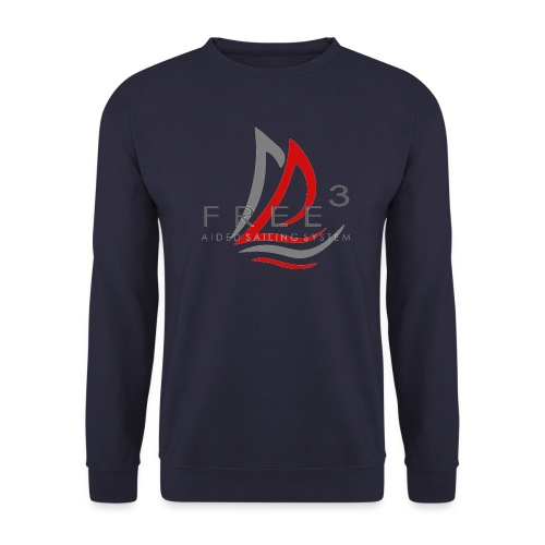 Free3 Aided Sailing System - Felpa da uomo