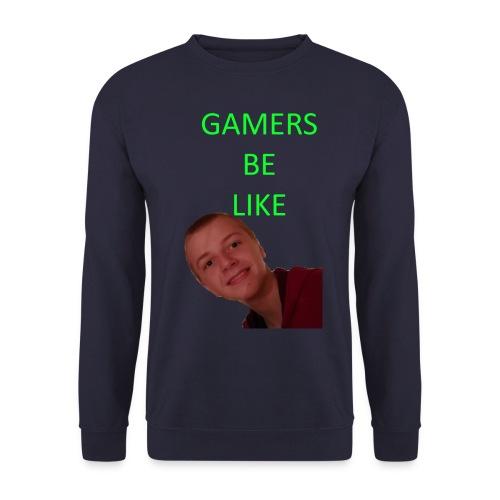 KrestenDesign 3 rå - Unisex sweater