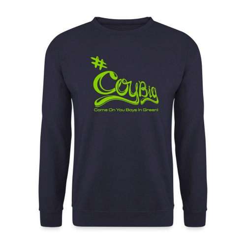COYBIG - Come on you boys in green - Men's Sweatshirt