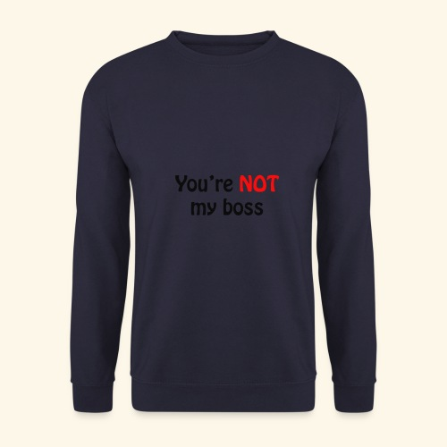 boss - Männer Pullover