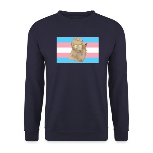 Transgender flag - Genser unisex