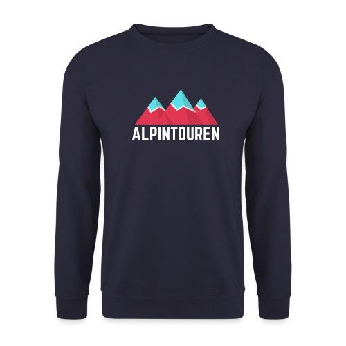 Alpintouren Logo - Unisex Pullover