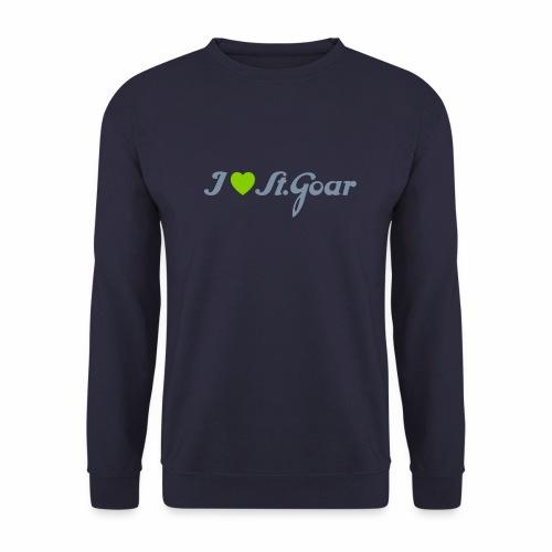 I Love St. Goar - Männer Pullover