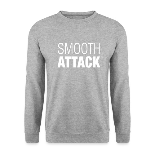 Smooth Attack neg png - Unisex Pullover