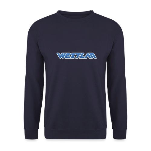 WestLAN Logo - Men's Sweatshirt