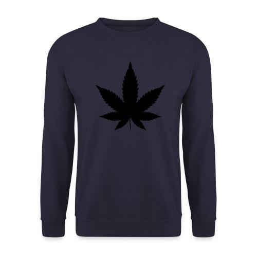 CannabisBlack - Unisex Pullover