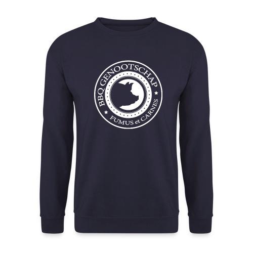 BBQ Genootschap logo shirt (voorkant) - Unisex sweater