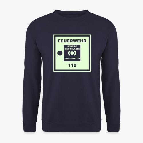 Feuermelder - Männer Pullover