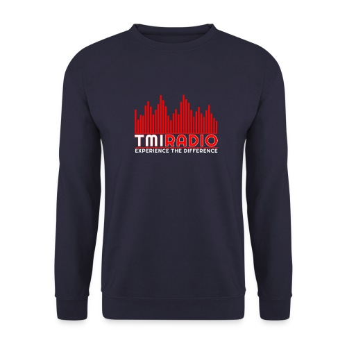 NEW TMI LOGO RED AND WHITE 2000 - Unisex Sweatshirt