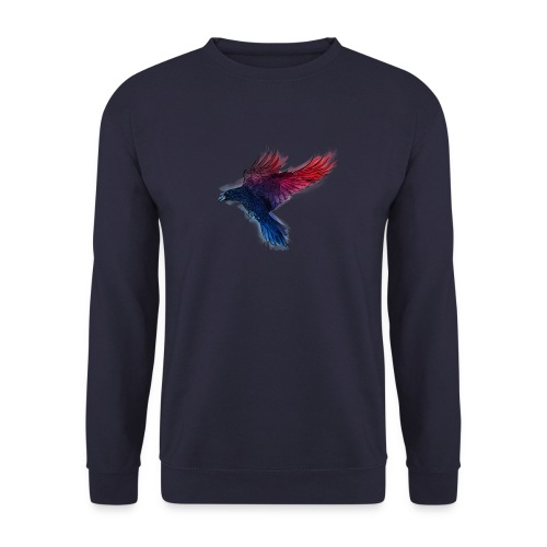 Watercolor Raven - Unisex Pullover