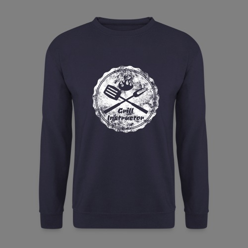 Grill Instructor - Unisex Pullover