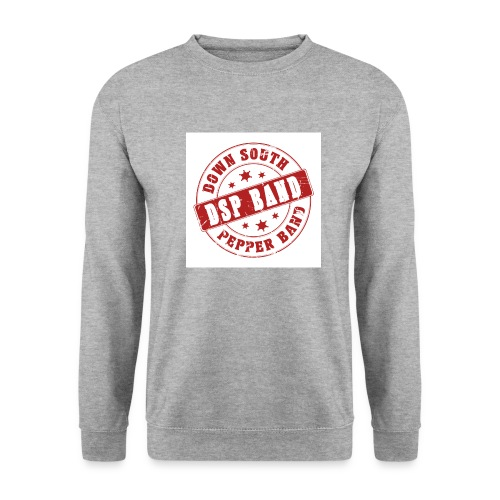 DSP band logo - Unisex Sweatshirt