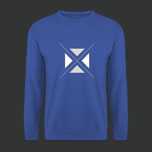 triangles-png - Men's Sweatshirt