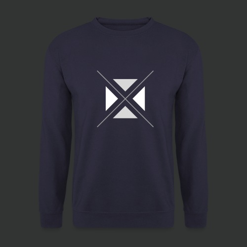 hipster triangles - Unisex Sweatshirt