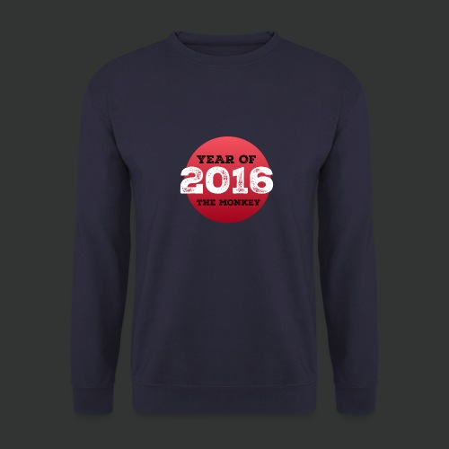 2016 year of the monkey - Unisex Sweatshirt