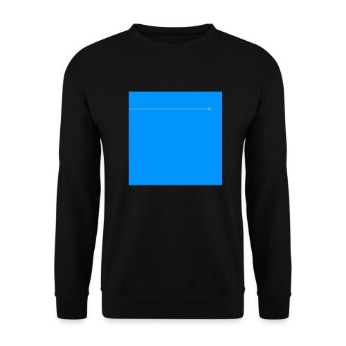 sklyline blue version - Sweat-shirt Unisex