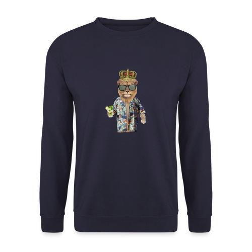 Urlaubslöwe - Männer Pullover