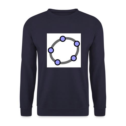 GeoGebra Ellipse - Unisex Sweatshirt