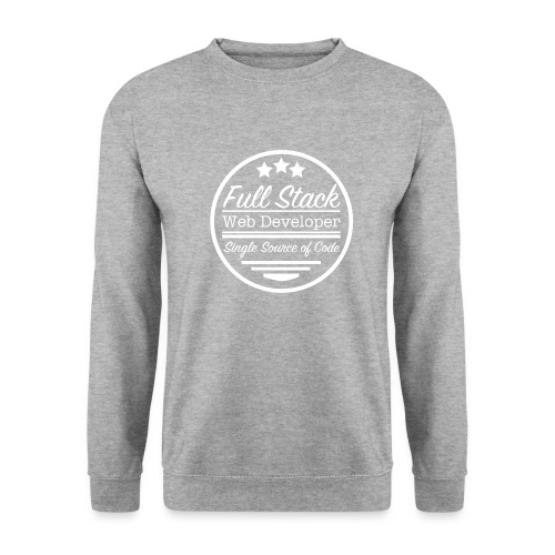 Full Stack Web Developer - Unisex Sweatshirt