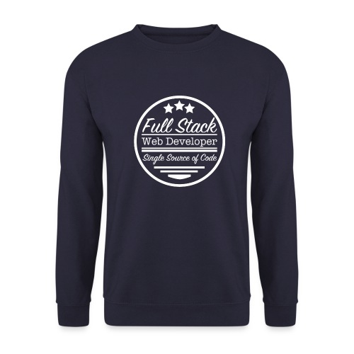 Full Stack Web Developer - Men's Sweatshirt