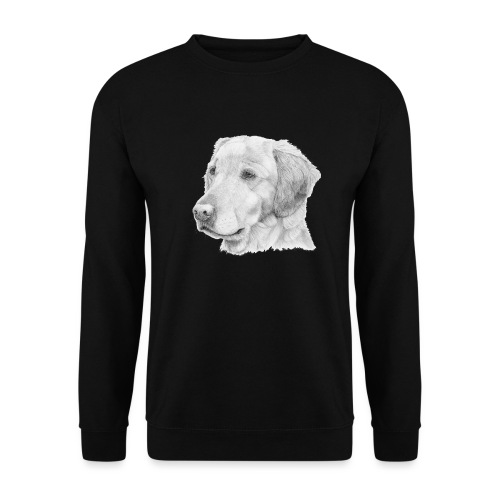 Golden retriever 2 - Herre sweater