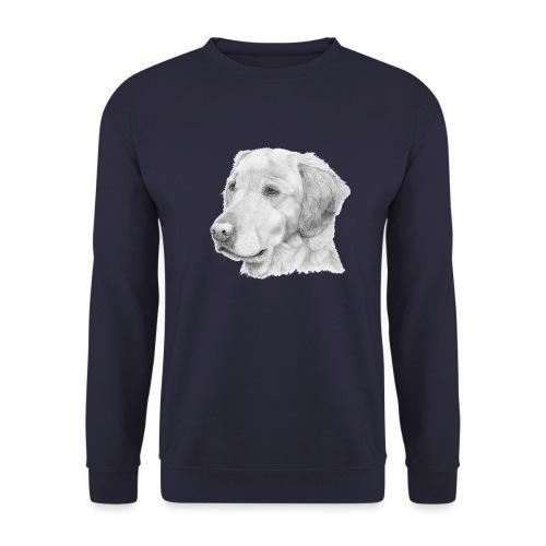 Golden retriever 2 - Herre sweater