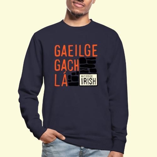 Gaeilge Gach Lá - Unisex Sweatshirt